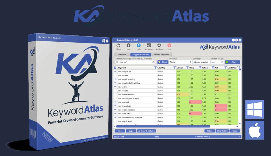 keyword atlas
