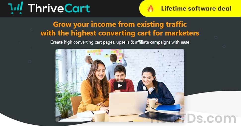 ThriveCart Lifetime Deal